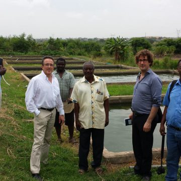 Ghana Africa aquaculture value chain analysis Wageningen University Research Aquaculture Experience (2)