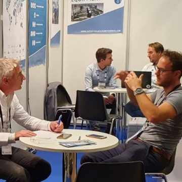 DAE at Aquaculture Europe Berlin